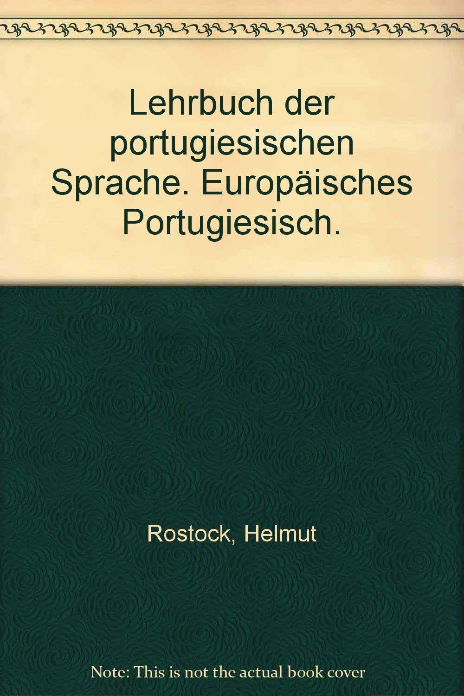 Lehrbuch der portugiesischen Sprache