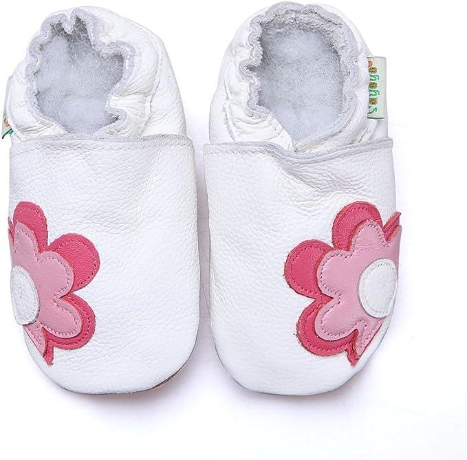 Newborn Baby Boy Pram Shoes Infant Inhouse Crawling Shoes Child Sports Trainers