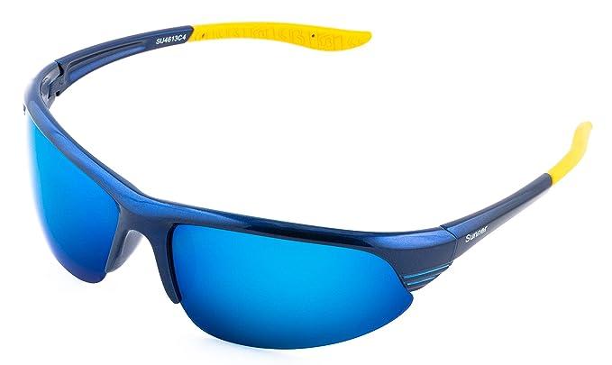 dff492ba6c Sunner Gafas de Sol Deportivas Para Hombre y Mujer SUS4613 Protección UV400  Lentes Polarizadas Montura Ligera