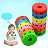 A-cool Children Education Learning Magnetic Math Toys for Kids Puzzle Cube Add Subtract Multiply and Divide Toy