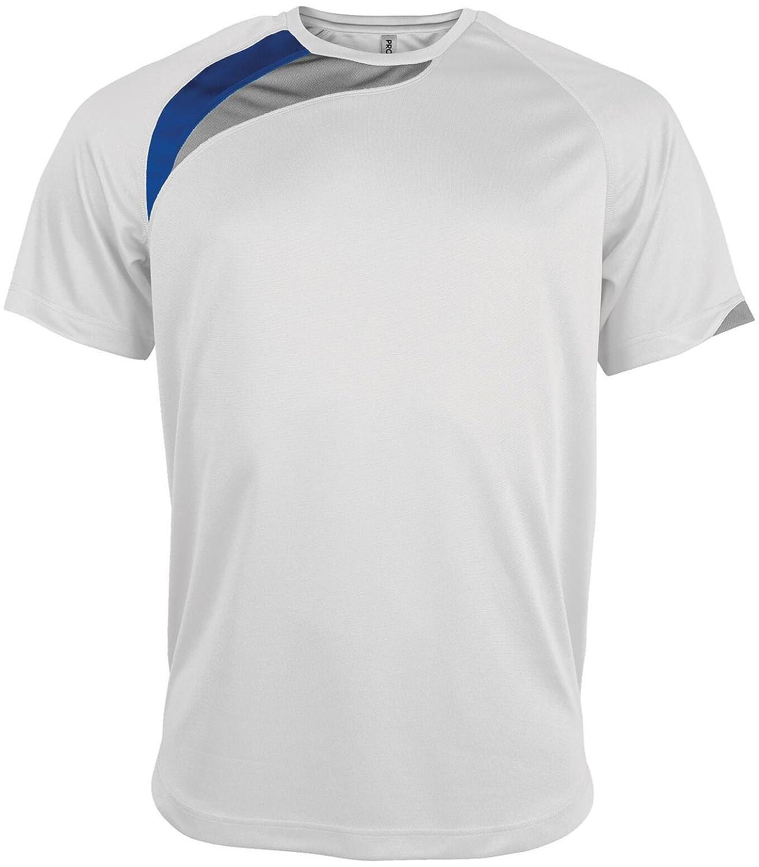 Kariban Proact Short Sleeve Sport-T-Shirt - 7 Farben / Sml-2XL: Amazon.de:  Bekleidung