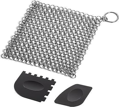 Limpiador para hierro fundido