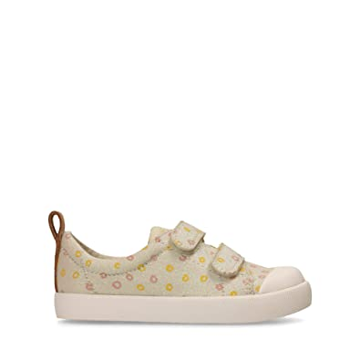 0e8139817 Clarks Kids  Halcy Hati Trainers  Amazon.co.uk  Shoes   Bags