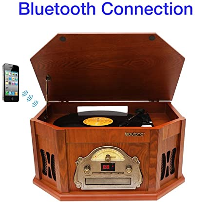 Amazon.com: 8-in-1 Boytone BT-25CB with Bluetooth Connection ...