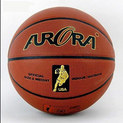 GUOJIUXIAO Baloncesto, Baloncesto Nº 7 Artículos Deportivos,2 ...