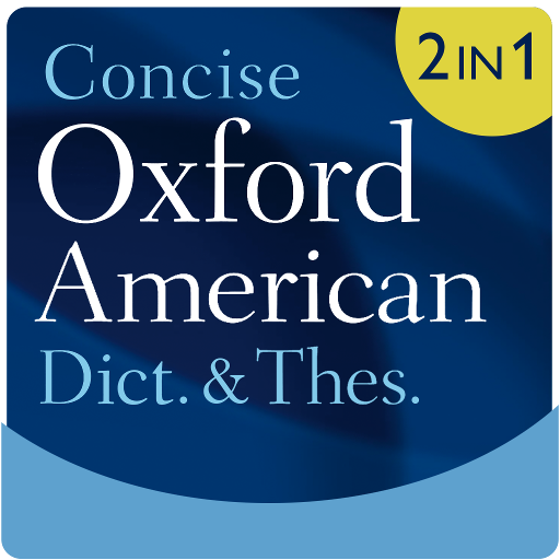 Concise Oxford American Dictionary   Thesaurus