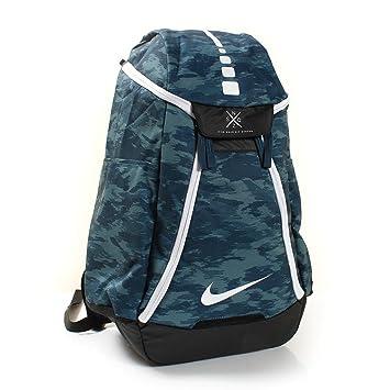 62e9854b6953 Nike Mens Elite MAX AIR Backpack BA5260-425 - Space Blue Black White ...