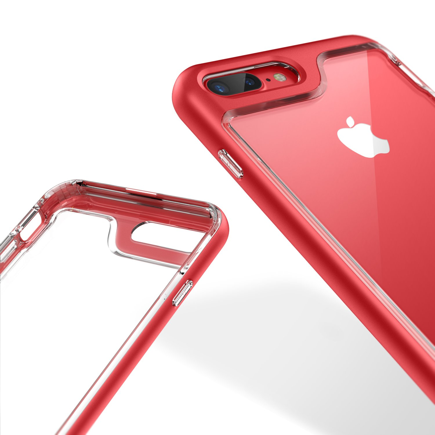 5393ebd3366 Caseology Skyfall Series iPhone 8 Plus Case - Red - Unboxed