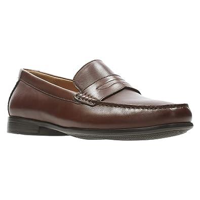 0d0ad785a Clarks Claude Lane Casual & Dress Shoe For Men Brown Size 46 EU ...