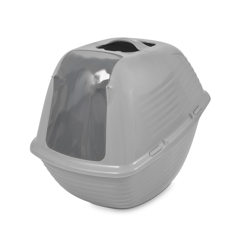 Petmate Stay Fresh Jumbo Hooded PAN