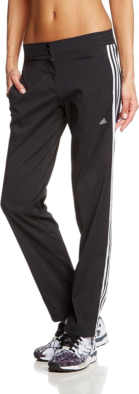 adidas Damen Hose Easy Woven Long