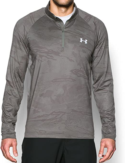UA Coolswitch Thermocline Fishing Long Sleeve T-Shirt Under Armour Medium Large