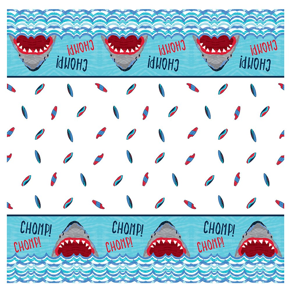 8ct 72543 Unique Industries Shark Party Goodie Bags