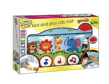 Amazon Com Ginzick Precious Animal Planet Kick And Play Piano Baby