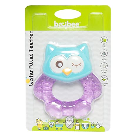 Buy Baybee Bird Teething Toys for Best Baby Teether Massage. Molar Teeth  Soother with Soft Sensory BPA Free Natural Silicone Teethers Toy for Babies  Online ... ed601e096