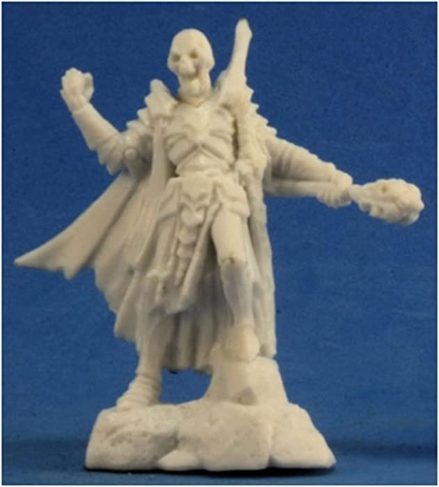 Bones Skeletal Champion Miniature Reaper