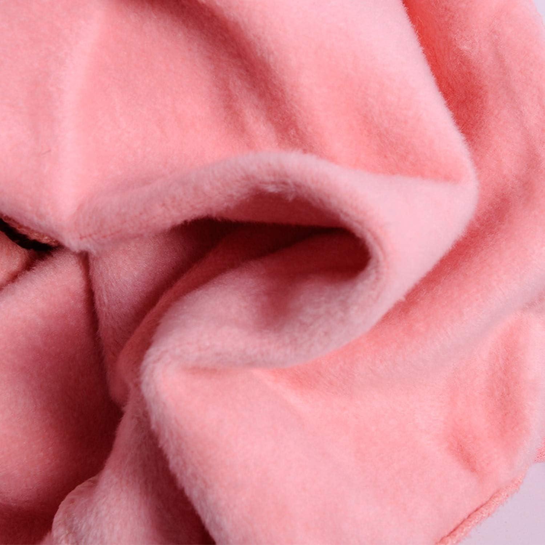 Baby Cute Little Bear Ears Plus Velvet Clothing Baby Girl Clothes Children Pink Bodysuit,Pink,24M