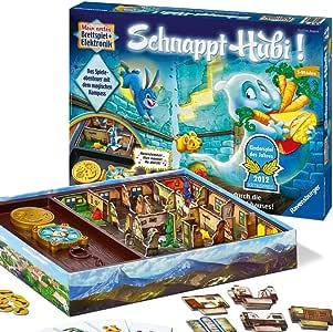 Ravensburger 22093 - Schnappt Hubi: Ravensburger: Amazon.es: Juguetes y juegos