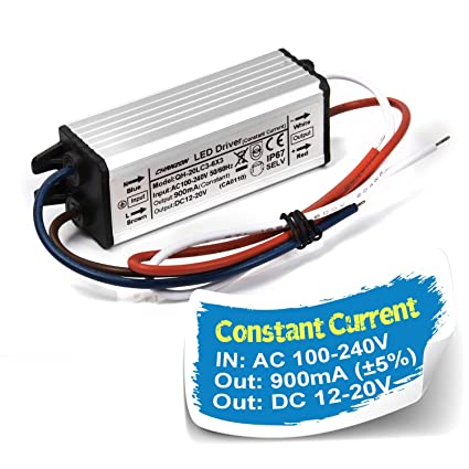 chanzon led driver 900ma (constant current output) 12v 20v (input 85chanzon led driver 900ma (constant current output) 12v 20v (input 85