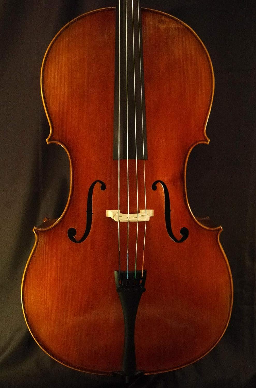 artigiano&violin チェロ ロジェーリモデル アンティーク加工 Zhang工房 4/4 入門セット