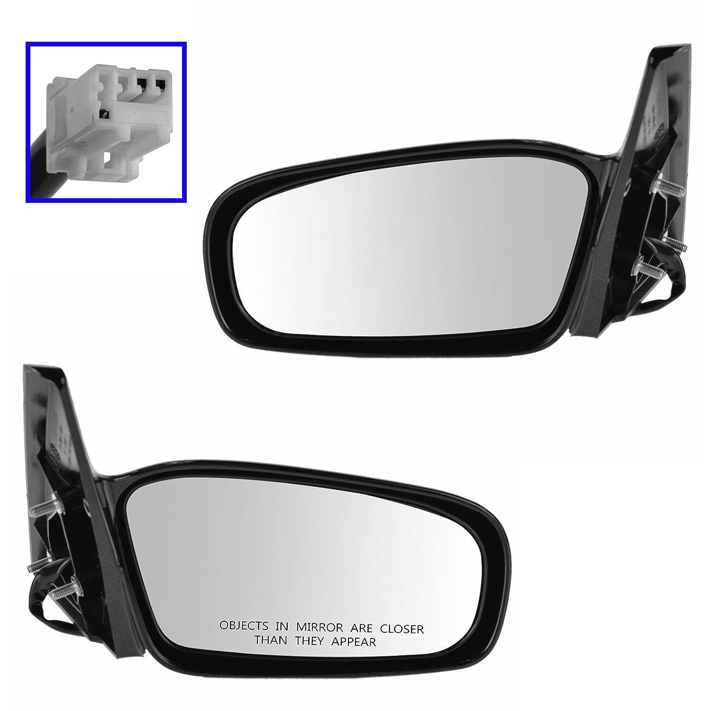 New Set of 2 Mirrors Driver /& Passenger Side LH RH for Toyota Matrix Vibe Pair