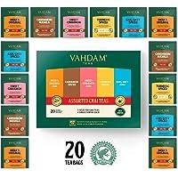 VAHDAM, surtido de té Chai 5 tés, 4