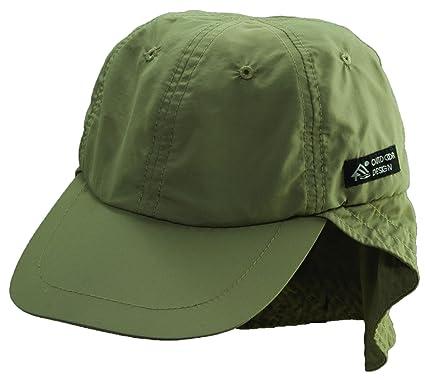 98413d721f387 Men s Supplex Flap Fisher Cap (Fossil) at Amazon Men s Clothing store  Baseball  Caps