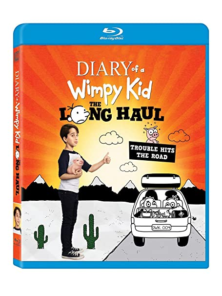 Amazon buy diary of a wimpy kid the long haul dvd blu ray diary of a wimpy kid the long haul solutioingenieria Choice Image