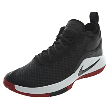 Nike Zapatilla Baloncesto Lebron Witness II Black 8: Amazon.es: Zapatos y complementos