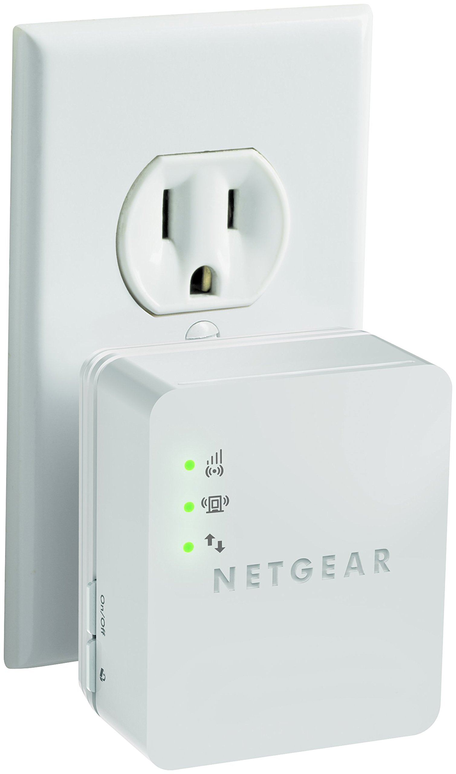 NETGEAR N150 Wi-Fi Range Extender for Mobile - Wall Plug Version (WN1000RP) by NETGEAR (Image #6)