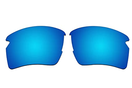 f731e3bd69 Image Unavailable. Image not available for. Color  Replacement Ice Blue  Polarized Lenses for Oakley ...