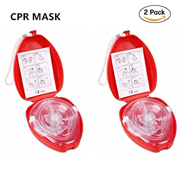 Review Medical CPR Rescue Mask,Lanticy