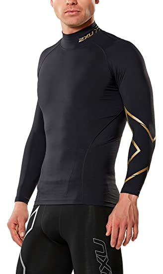 b4469f0f60 Amazon.com: 2XU Men's MCS Thermal Compression Top: Clothing