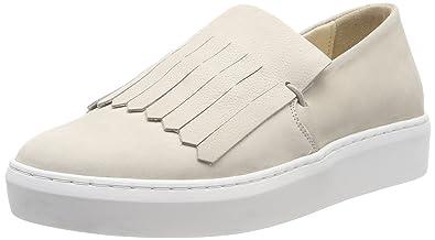 Filippa K Damen Ally Slip-on Shoe Sneaker, Beige (Bone Nubuc 7770), 37 EU