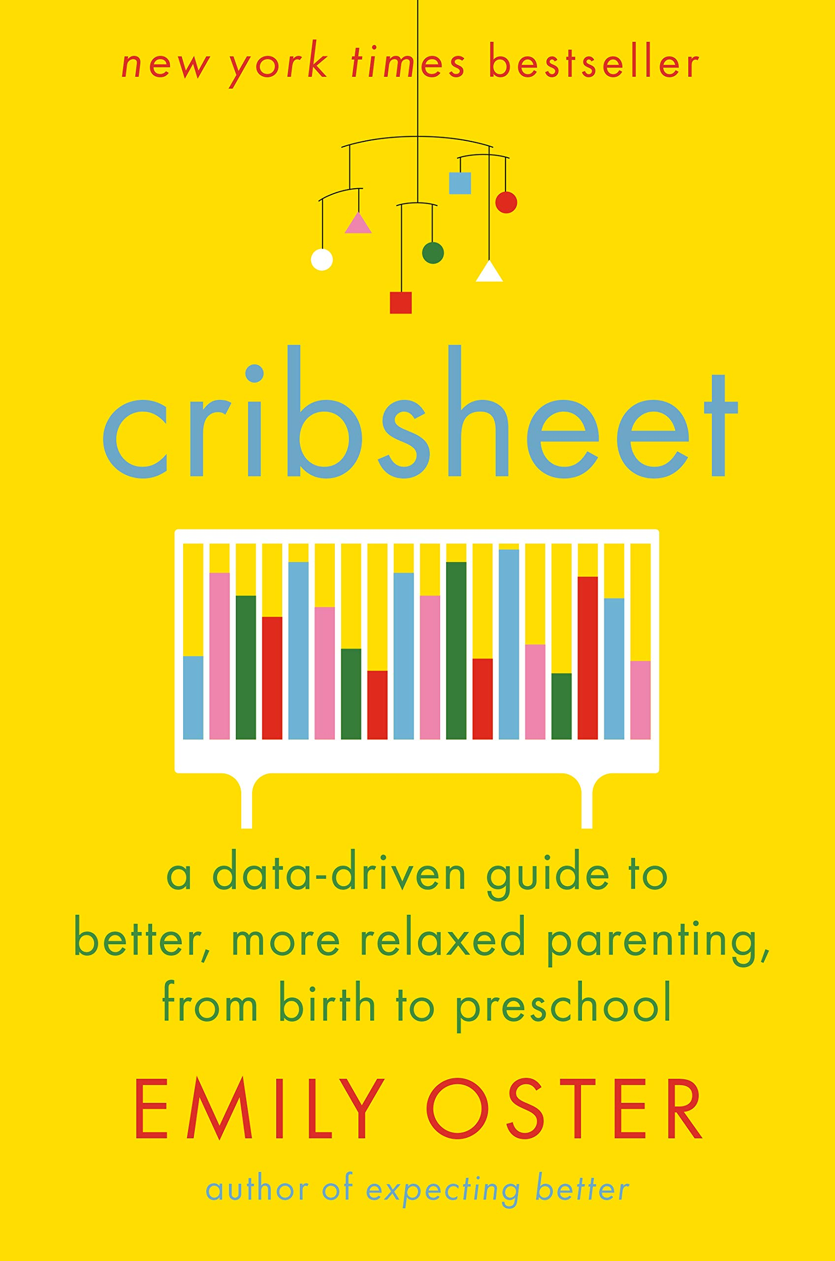 Image result for cribsheet by emily oster