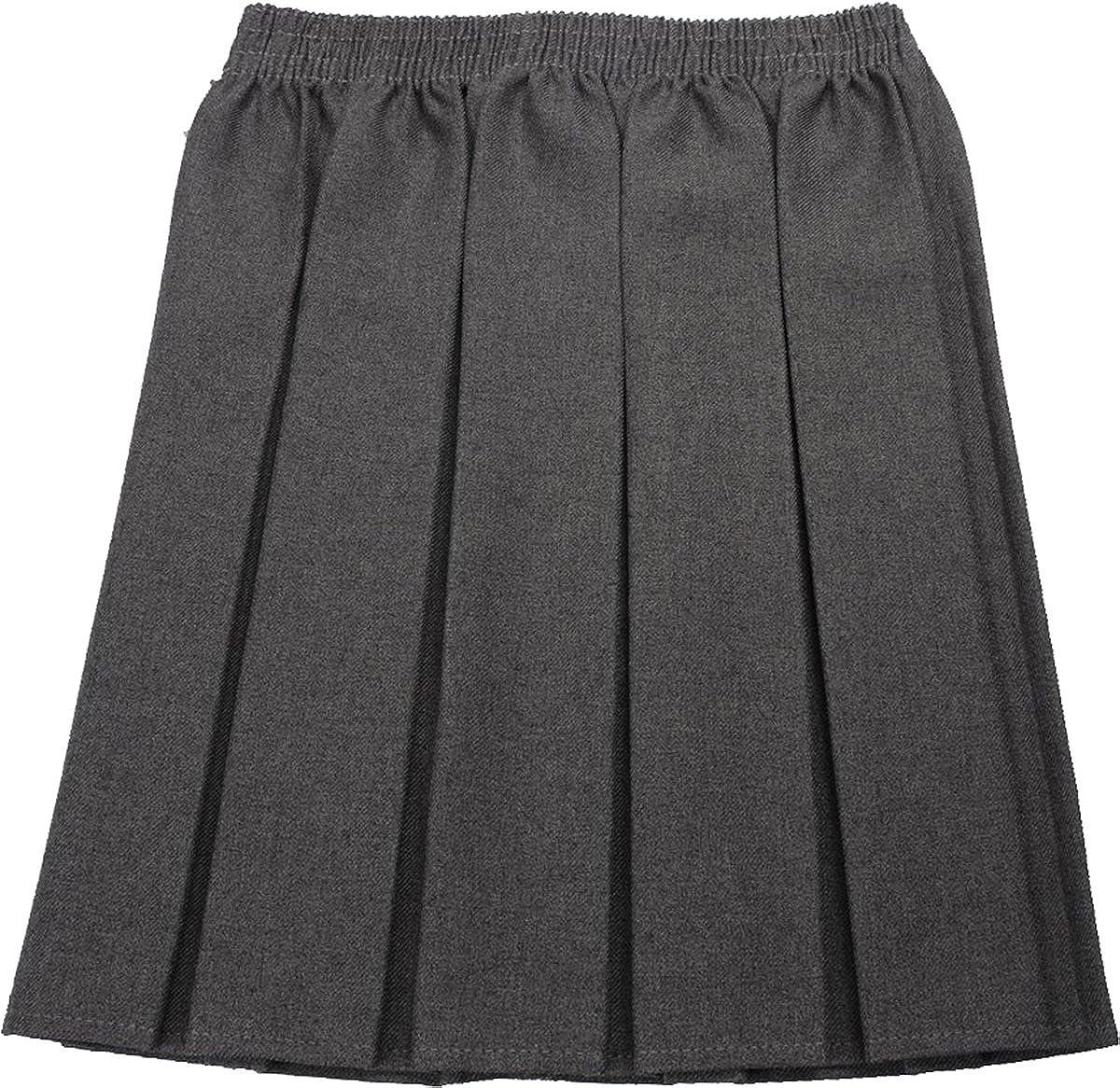 Schulrock M/ädchen Plissiert Uniform Gr/ö/ßen nur Uniform/® UK