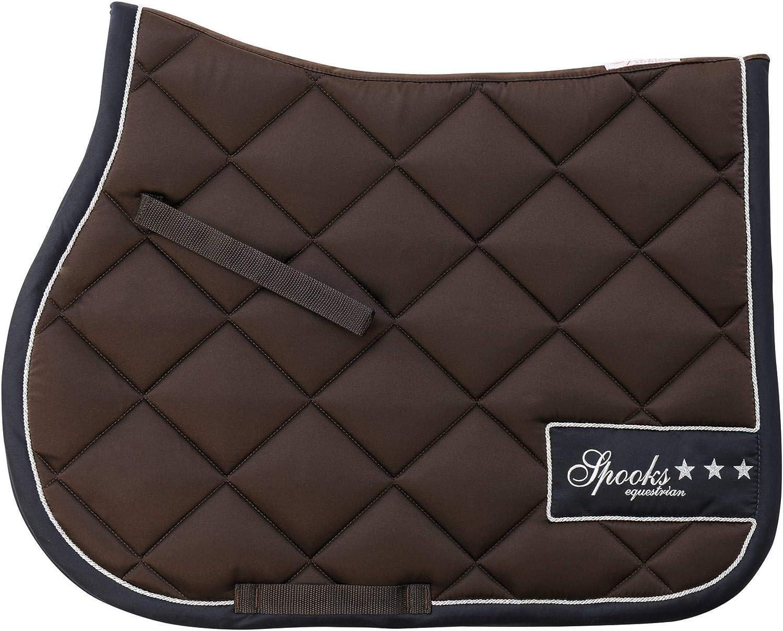 Saddle Pad Pferde Sattelpad Dressur Satteldecke SPOOKS Schabracken Springschabracke Saddle Pad Catania Springen Turnierschabracke