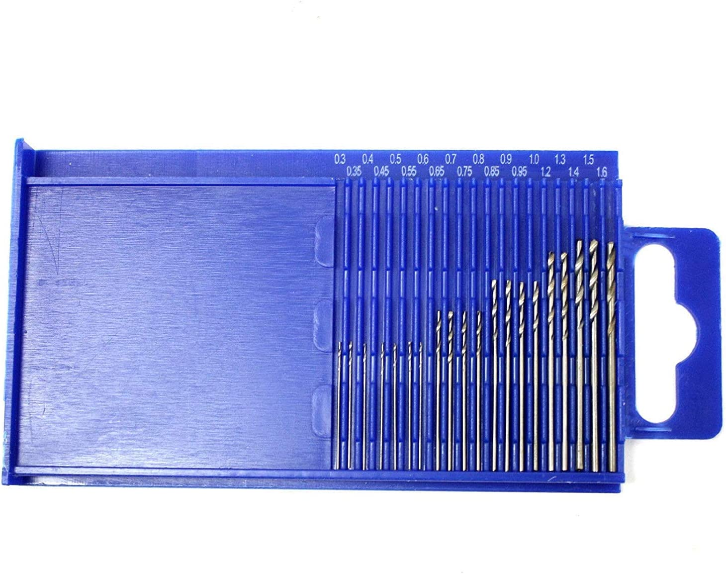 #21 5 Pieces. .1590 HSS Drill Blank