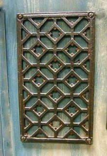 Antikas - chimeneas rejilla de ventilación de hierro - chimeneas cerca de aire hierro - la