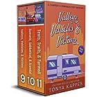 A Camper & Criminals Cozy Mystery Box Set Three (Tonya Kappes Books Cozy Mystery Series)