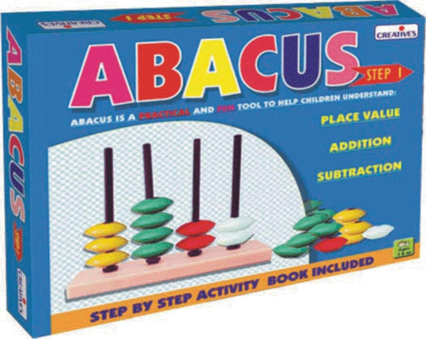 CREATIVE EDUCATIONAL Creative School Abacus-I CRE0950