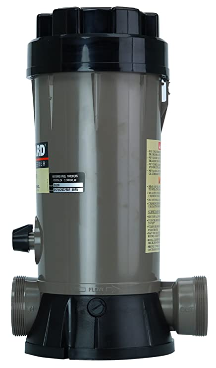 Hayward CL200 In-line Automatic Chemical Feeder