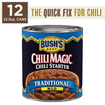 Bush's Best Magic Canned Chilli