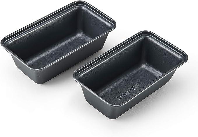 NEW Pyrex Platinum Mini Loaf Pan 8 Cup