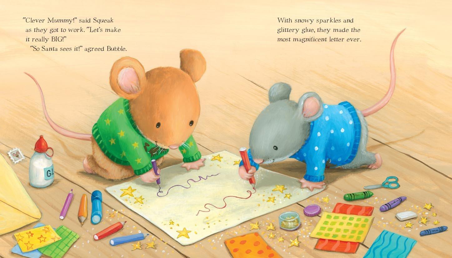 When Granny Saved Christmas Julia Hubery Caroline Pedler Illustrator 9781848958982 Amazon Com Books