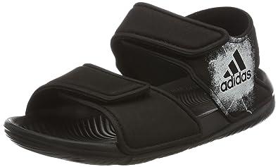 adidas Unisex Kids  Altaswim Ankle Strap Sandals  Amazon.co.uk ... 7646e9f8088