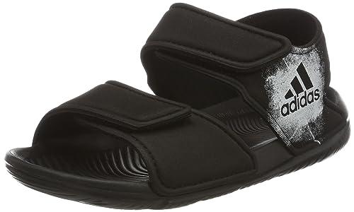 adidas Kids' Altaswim Ankle Strap Sandals: Amazon.co.uk ...