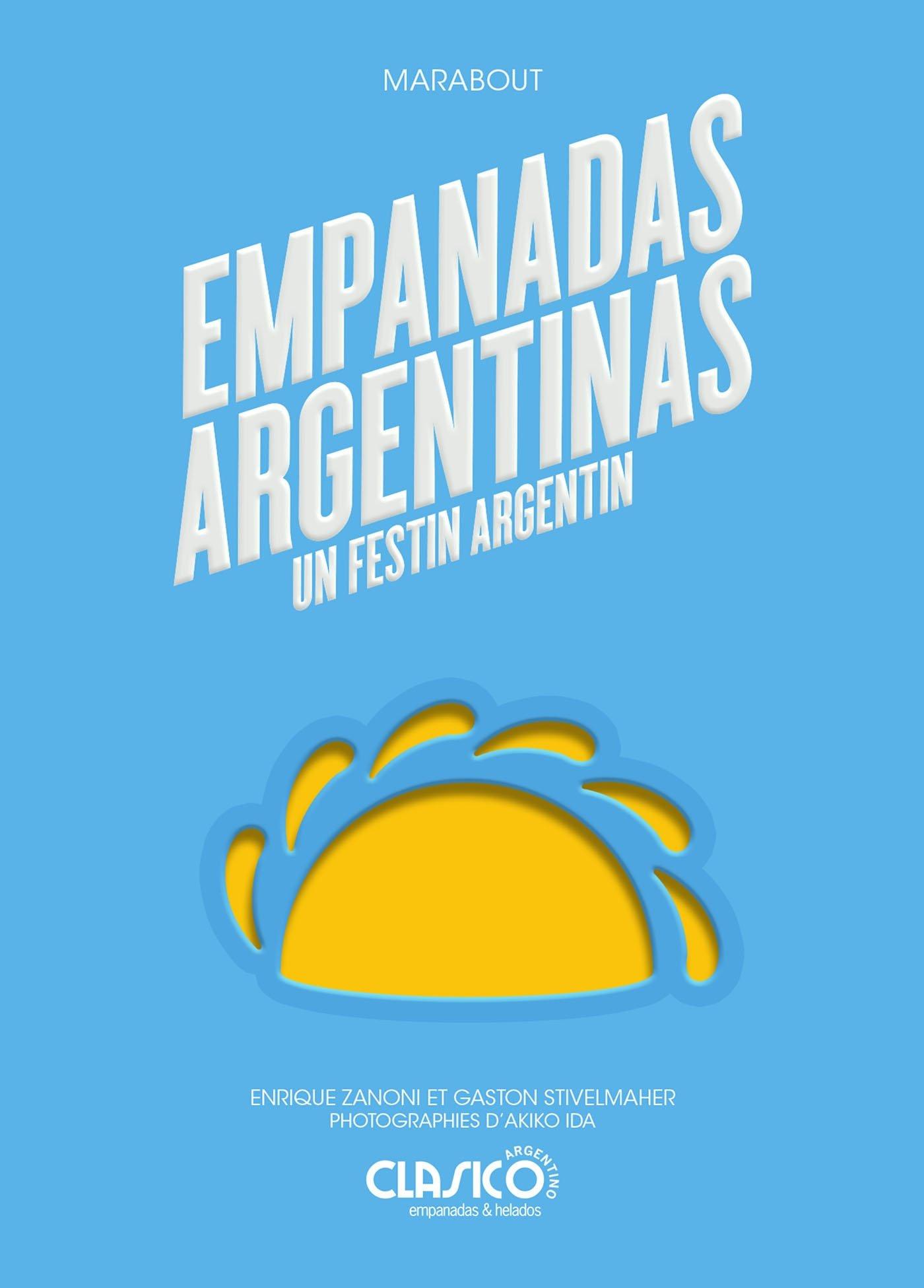 Empanadas Argentinas (French) Hardcover
