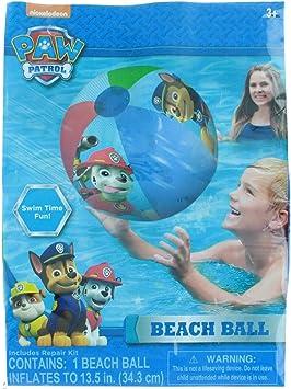 Blue Nickelodeon Paw Patrol Girl 45749 Unisex Inflatable Beach Balloon