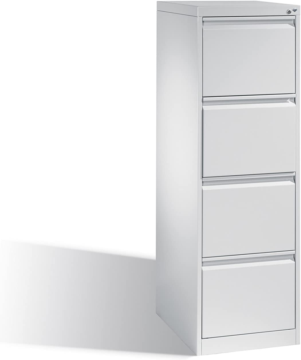 CP 8060-20 Stahlschrank 7035//7035